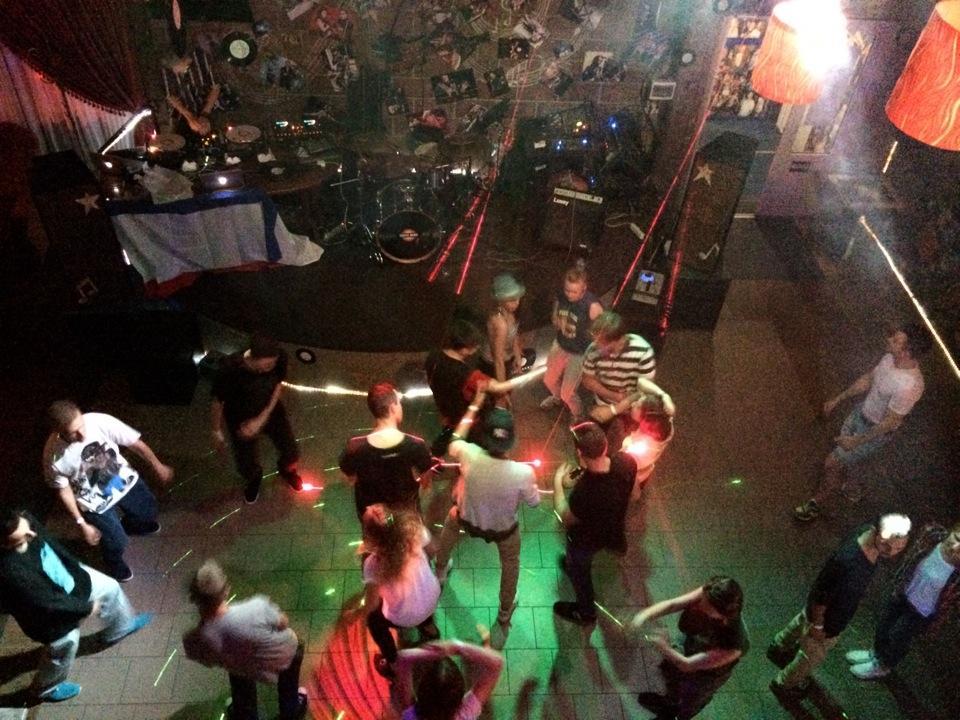 Фото в клубе симфирополь
